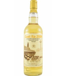 Caol Ila 2009 Signatory Vintage voor Whisky by the Sea 2018