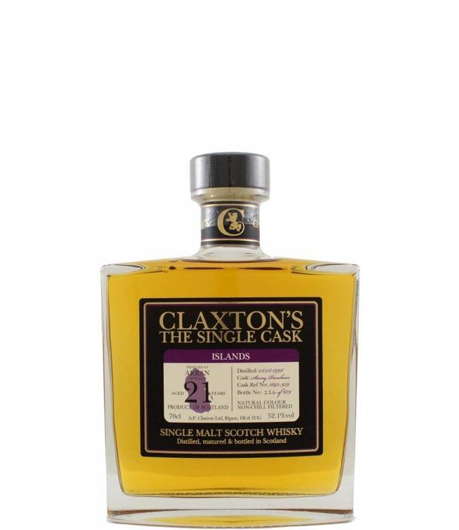 Arran Arran 1996 Claxton's