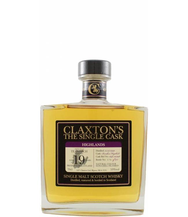 Teaninich Teaninich 1999 Claxton's
