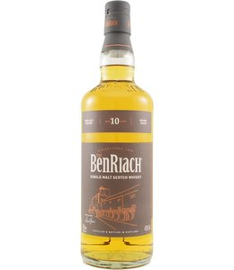 BenRiach 10-year-old - 2018