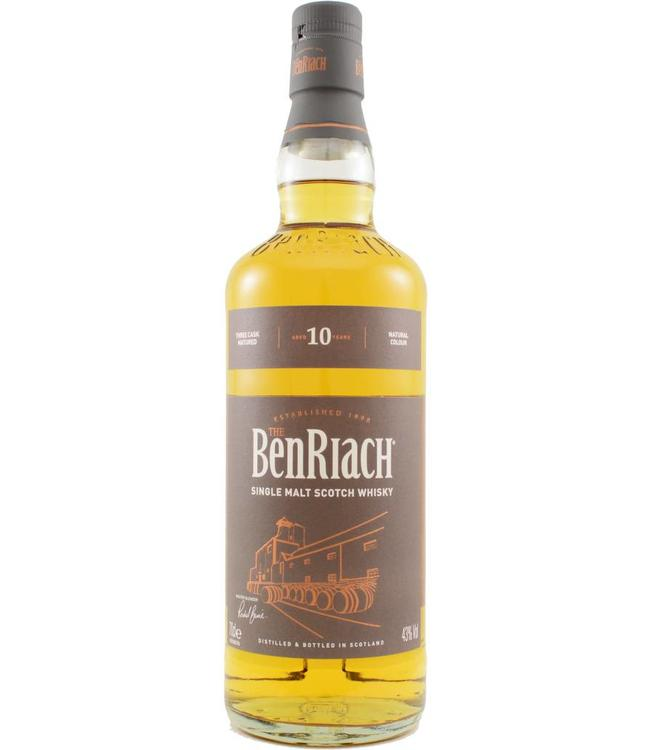 Benriach BenRiach 10-year-old - 2018