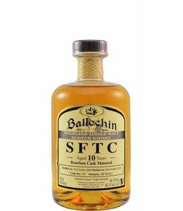 Ballechin 2008 SFTC - Cask 278 60.1%