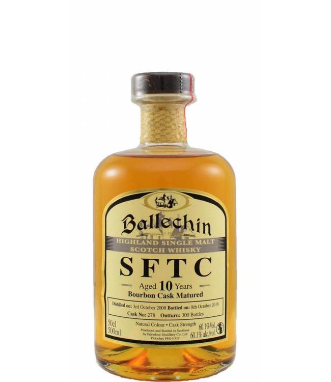 Ballechin Ballechin 2008 SFTC 60.1%
