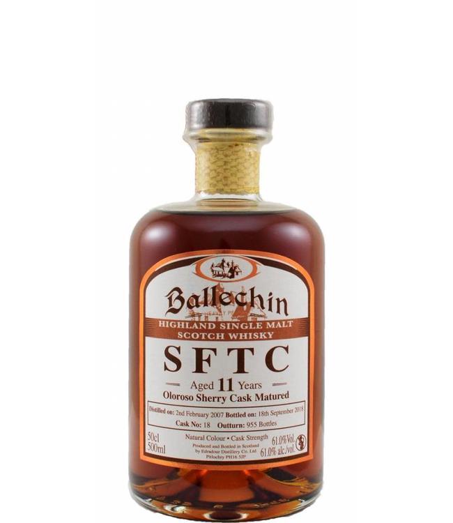 Ballechin Ballechin 2007 SFTC 61%