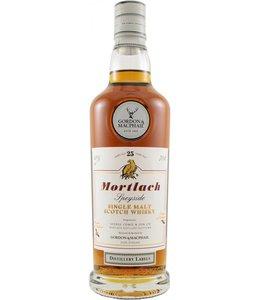 Mortlach 25-year-old Gordon & MacPhail