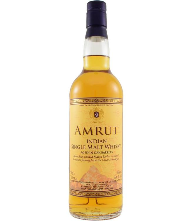 Amrut Amrut Indian Single Malt Whisky Batch 126