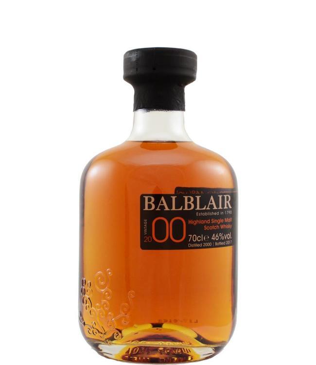 Balblair Balblair 2000