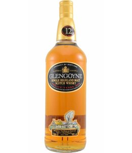 Glengoyne 12-year-old Kiln met rook label