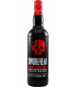 Smokehead Sherry  Bomb Ian Macleod