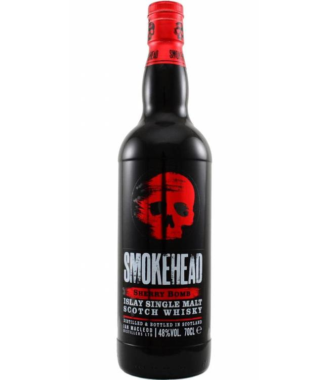 Smokehead Sherry  Bomb Ian Macleod