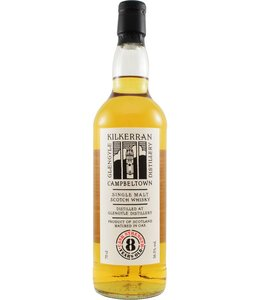 Kilkerran 08-year-old 56.5%