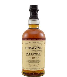 Balvenie 12-year-old DoubleWood 25th