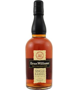 Evan Williams 2003