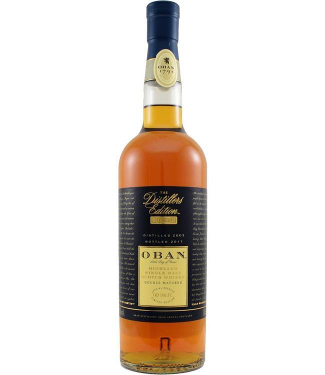 Oban Oban 2003-2017 Distillers Edition