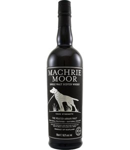 Machrie Moor Cask Strength - 56.2%