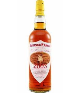 Fine Tennessee Whiskey 2003 Whisky-Fässle