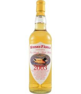 Highland Park 2003 Whisky-Fässle