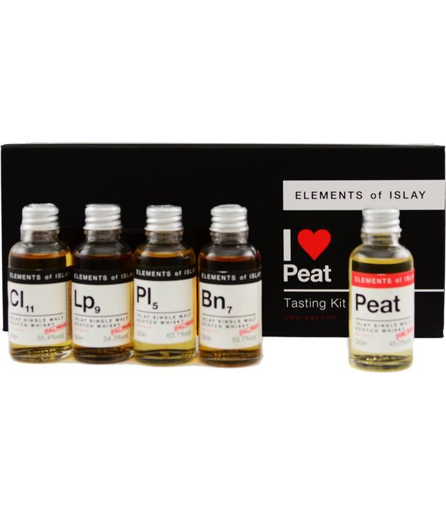 Elements of Islay tasting pack 2