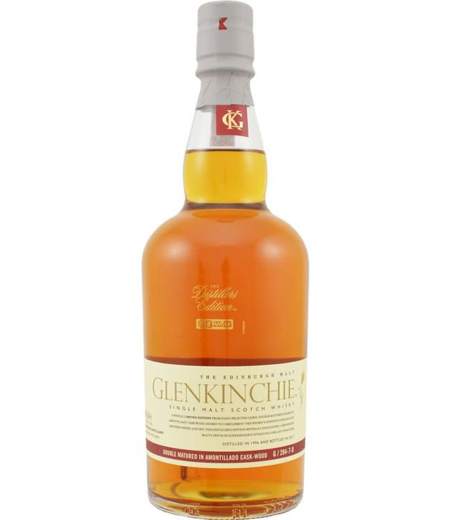 Glenkinchie Glenkinchie 1996 Distillers Edition