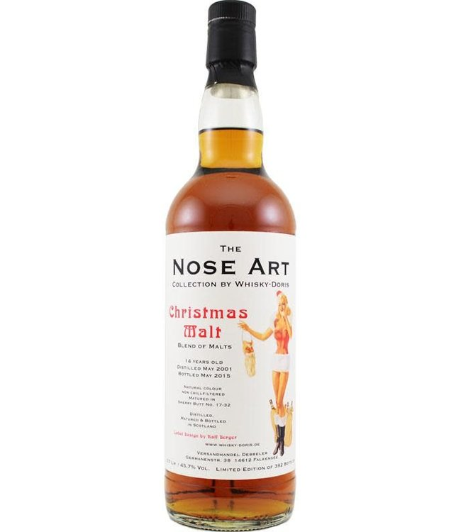 Christmas Malt 2001 Whisky-Doris