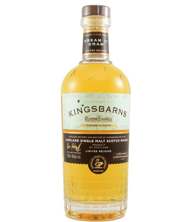 Kingsbarns Kingsbarns Dream to Dram