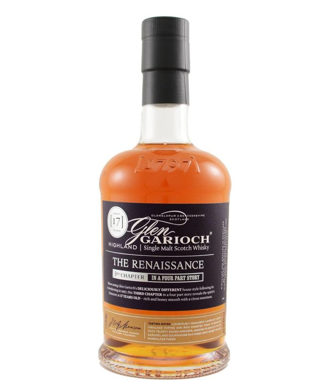 Glen Garioch Glen Garioch 17-year-old The Renaissance