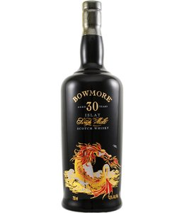 Bowmore 30-year-old Sea Dragon