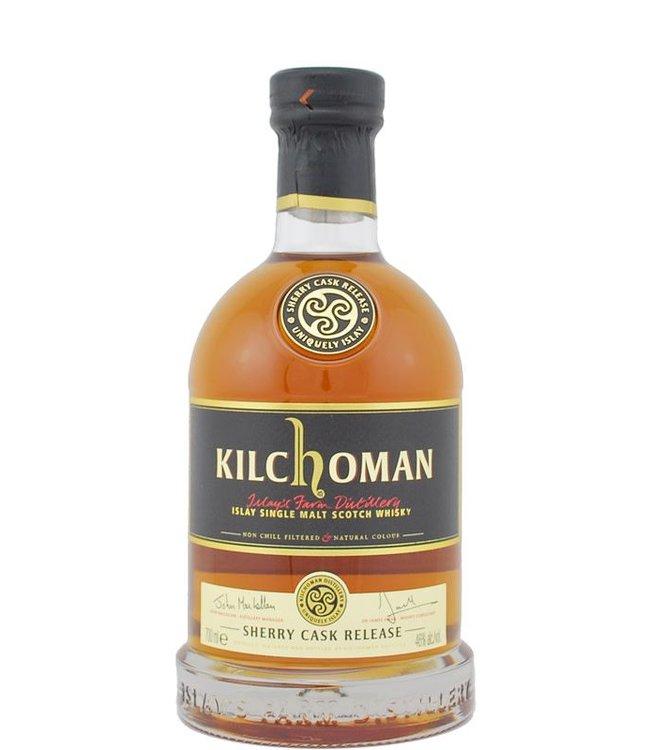 Kilchoman Kilchoman Sherry Cask Release