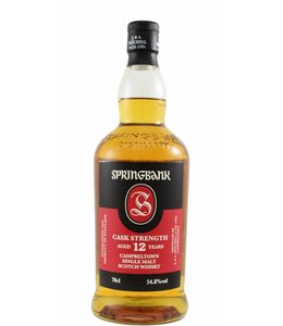 Springbank 12-year-old - Batch 18 - 54.8%