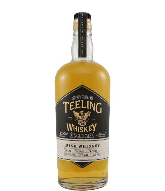 Teeling Teeling 2001 bottled for Aquavitae