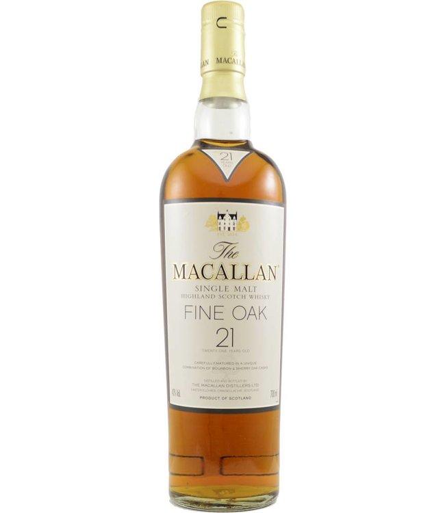 Macallan Macallan 21-year-old