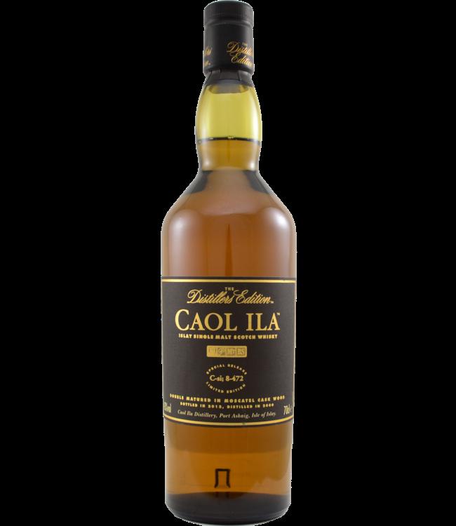 Caol Ila Caol Ila 2000 - 2012 Distillers Edition