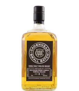 The English Whisky 2010  Cadenhead