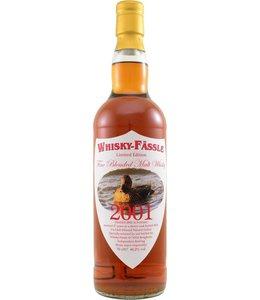 Fine Blended Malt Whisky 2001 Whisky-Fässle