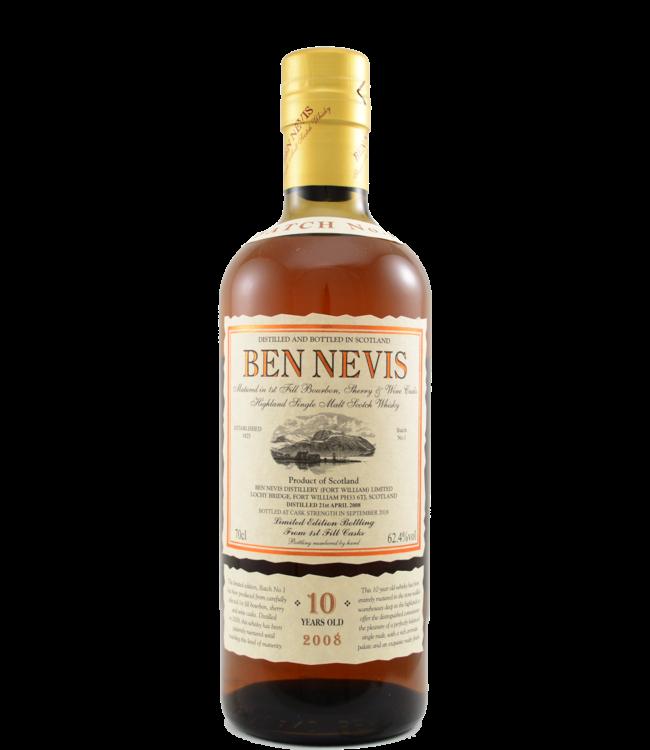 Ben Nevis Ben Nevis 10-year-old - Batch 1
