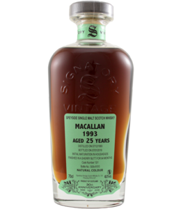 Macallan 1993 Signatory Vintage