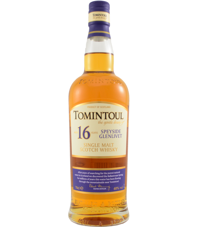 Tomintoul Tomintoul 16-year-old