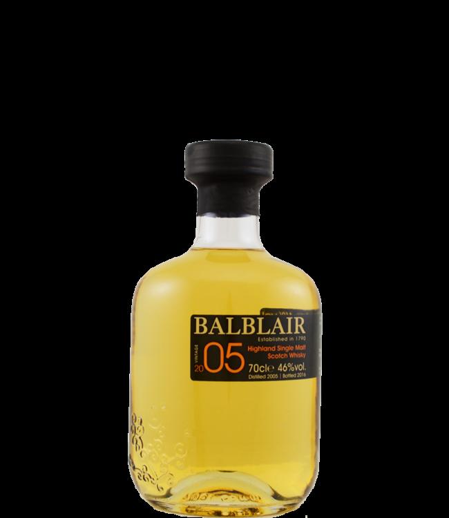 Balblair Balblair 2005 - 1st release