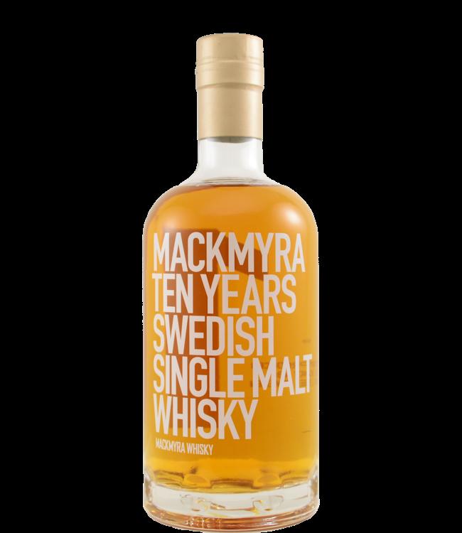 Mackmyra Mackmyra 10 jaar