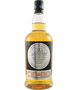 Hazelburn 10-year-old - 18/406