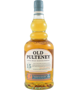 Old Pulteney 15 jaar