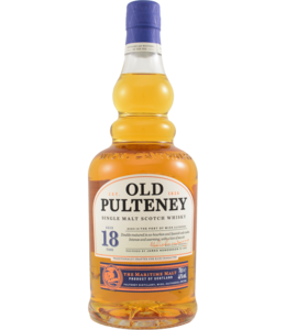 Old Pulteney 18 jaar