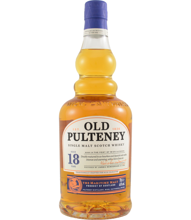 Old Pulteney Old Pulteney 18-year-old