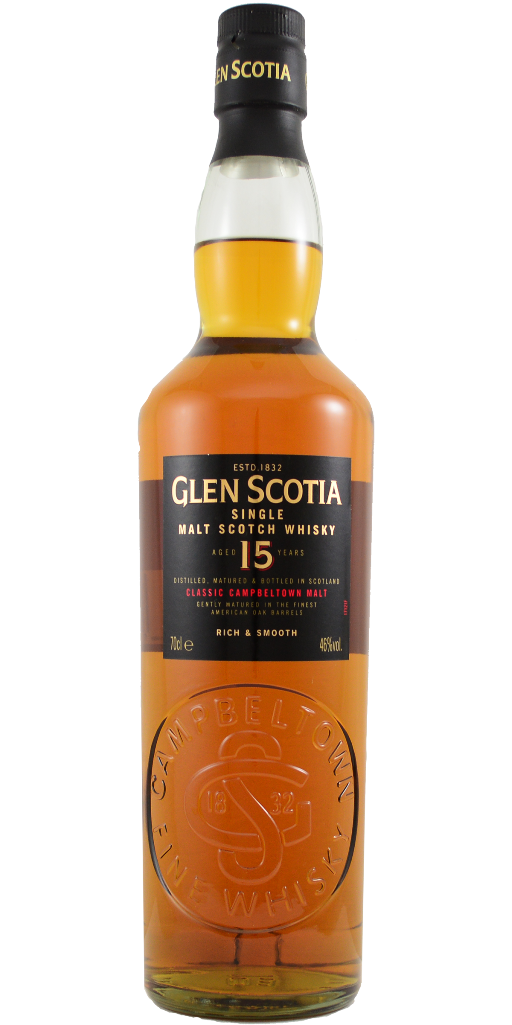 3d1cd156c77a Glen Scotia 15-year-old - buy online   Whiskybase Shop