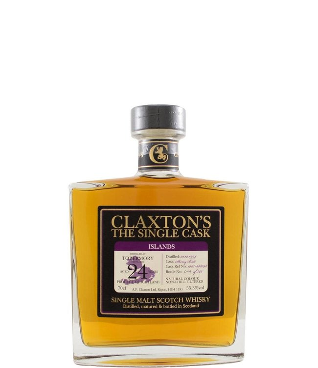Tobermory Tobermory 1994 Claxton's