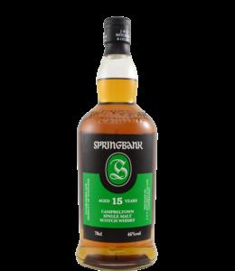 Springbank 15-year-old - 18/405