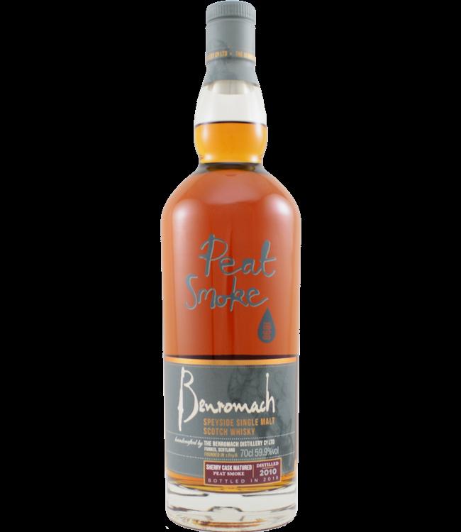 Benromach Benromach 2010 - Peat smoke sherry