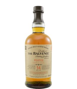 Balvenie 14-year-old - Peated