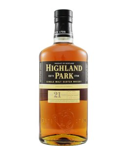 Highland Park 21 jaar