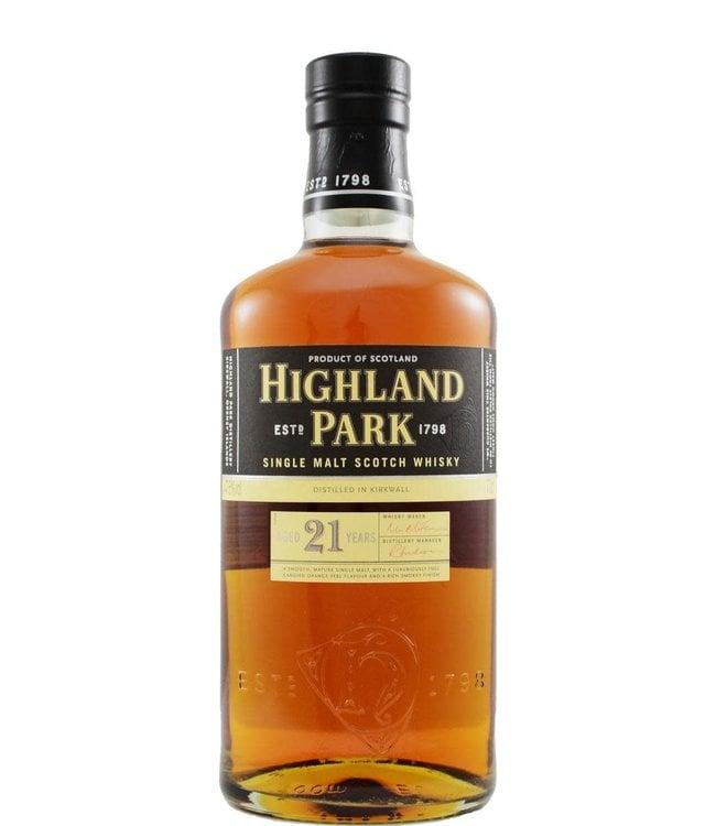 Highland Park Highland Park 21 jaar